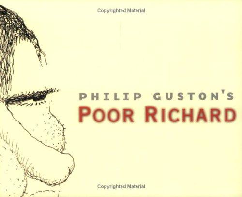 9780226036229: Philip Guston's Poor Richard