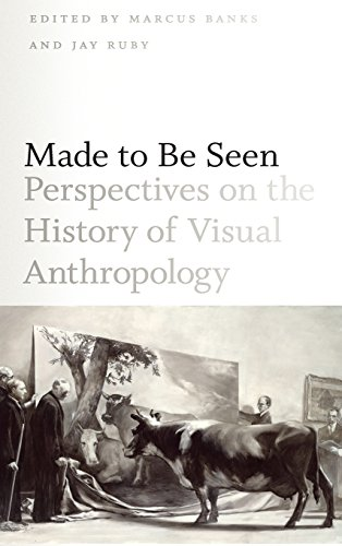 9780226036618: Made to Be Seen: Perspectives on the History of Visual Anthropology
