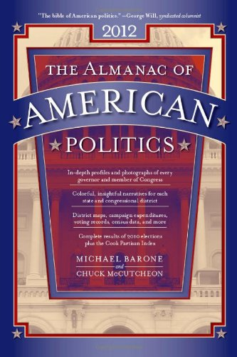 9780226038087: The Almanac of American Politics 2012