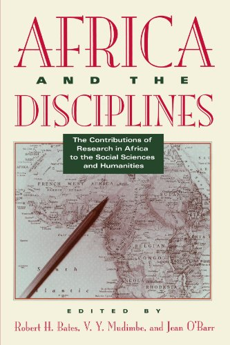 Africa and the Disciplines: The Contributions of Research in Africa to the Social Sciences and Hu...