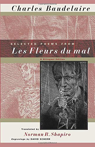 Selected Poems from Les Fleurs du mal: Baudelaire, Charles