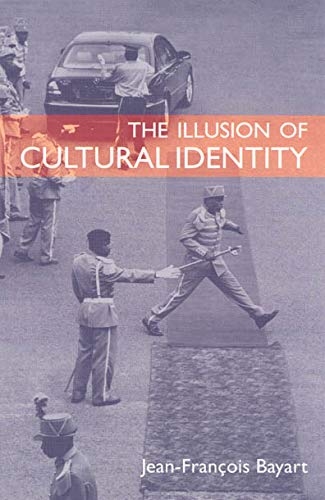 9780226039626: The Illusion of Cultural Identity
