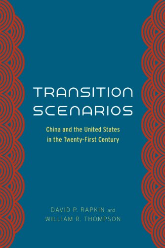 9780226040479: Transition Scenarios: China and the United States in the Twenty-First Century