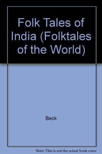 Folktales of India (Folktales of the World): Beck, Brenda E.