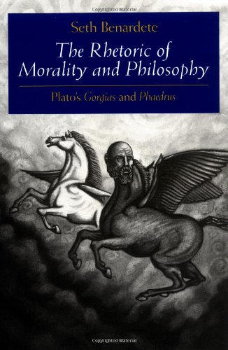 Gorgias and Phaedrus: Rhetoric, Philosophy and Politics