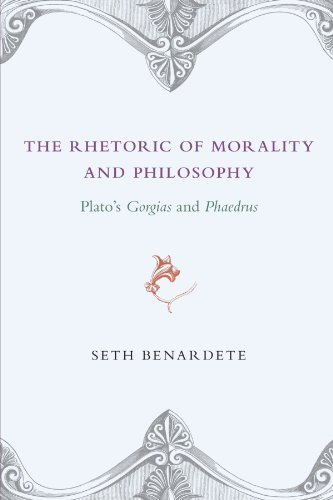 9780226042411: The Rhetoric of Morality and Philosophy: Plato's Gorgias and Phaedrus
