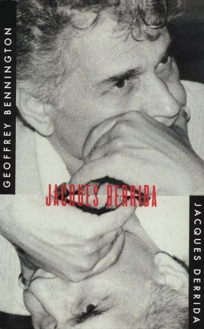 9780226042619: Jacques Derrida (Religion and Postmodernism)