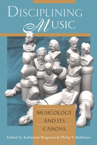 9780226043708: Disciplining Music: Musicology and Its Canons