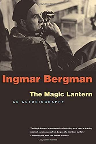9780226043821: A Magic Lantern: An Autobiography