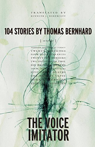 9780226044026: The Voice Imitator