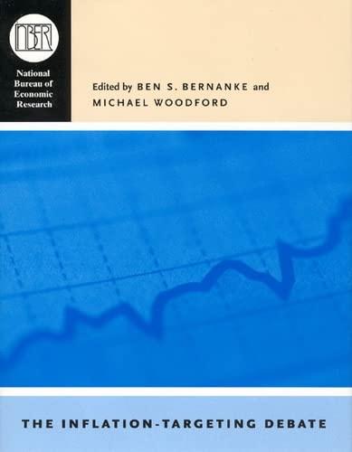 9780226044712: The Inflation-Targeting Debate