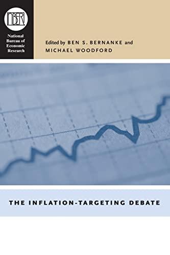 9780226044729: The Inflation-targeting Debate