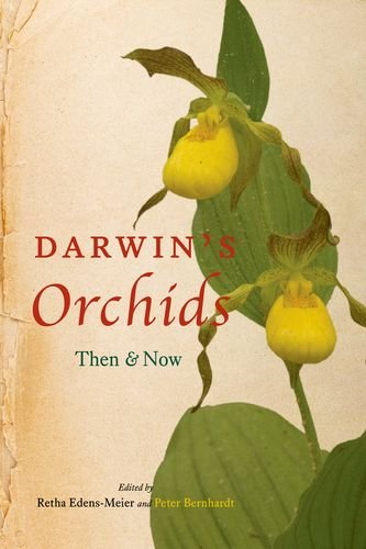 9780226044910: Darwin's Orchids: Then and Now