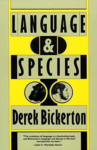 9780226046112: Language and Species