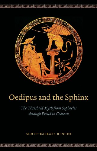 9780226048086: Oedipus and the Sphinx: The Threshold Myth from Sophocles through Freud to Cocteau