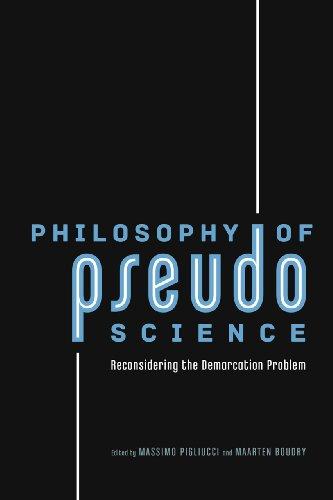 9780226051963: Philosophy of Pseudoscience: Reconsidering Demarcation Problem