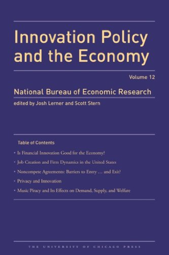 Innovation Policy and the Economy 2012: v.13 (Hardback)