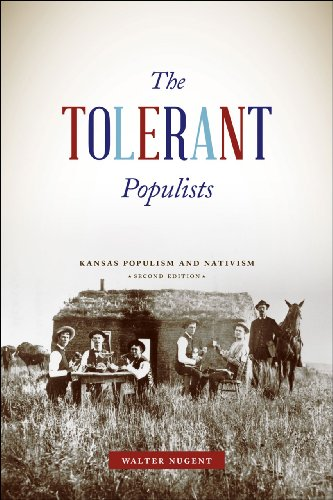 9780226054087: The Tolerant Populists, Second Edition: Kansas Populism and Nativism