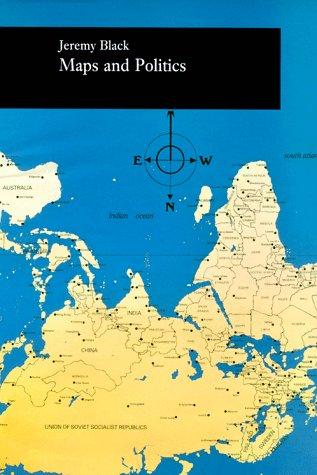 9780226054933: Maps and Politics
