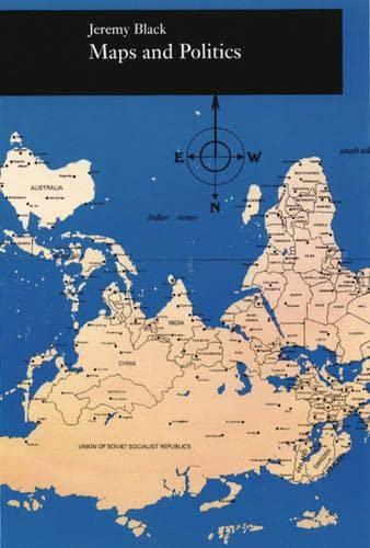 9780226054940: Maps and Politics