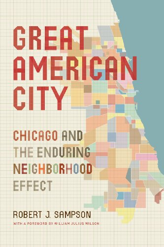 9780226055688: Great American City: Chicago and the Enduring Neighborhood Effect