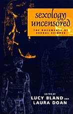 9780226056685: Sexology Uncensored: The Documents of Sexual Science