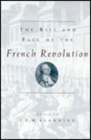 9780226056913: The Rise and Fall of the French Revolution (Studies in European History from the Journal of Modern History)