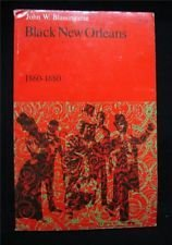 Black New Orleans 1860-1880: Blassingame, John W. *Author SIGNED/INSCRIBED!*