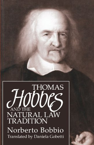 9780226062488: Thomas Hobbes and the Natural Law Tradition