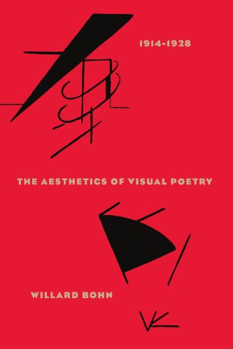 9780226063256: The Aesthetics of Visual Poetry, 1914-1928