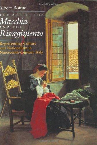 The Art of the Macchia and the: Albert Boime