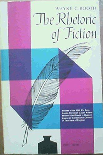 9780226065786: Rhetoric of Fiction, The