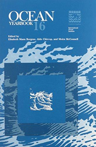 9780226066196: Ocean Yearbook: 16