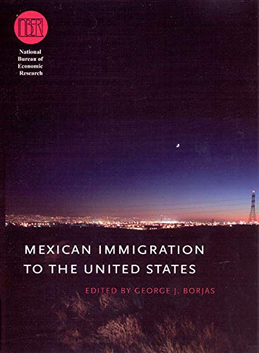 9780226066325: Mexican Immigration to the United States (National Bureau of Economic Research Conference Report)