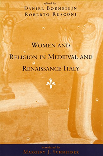 9780226066394: Women and Religion in Medieval and Renaissance Italy (Women in Culture and Society)