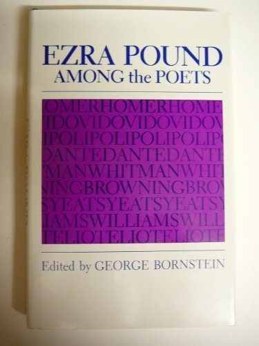9780226066400: Ezra Pound Among the Poets
