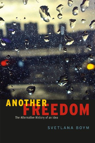 9780226069746: Another Freedom: The Alternative History of an Idea