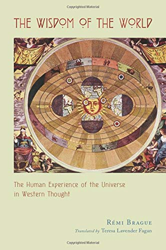 9780226070773: The Wisdom of the World: The Human Experience of the Universe in Western Thought