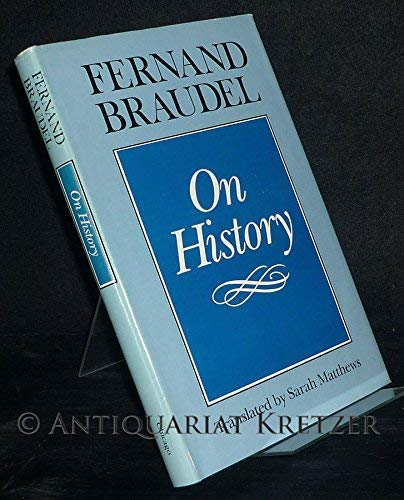 9780226071503: On History (English and French Edition)