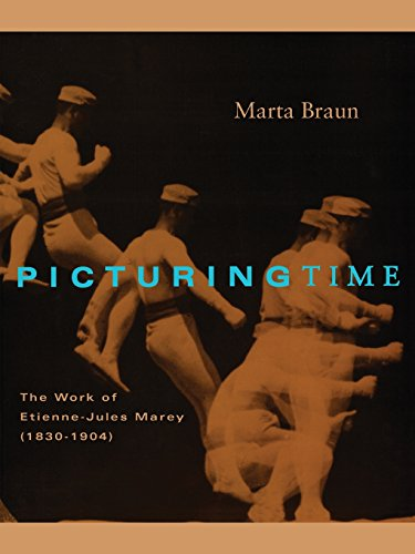 9780226071756: Picturing Time: The Work of Etienne-Jules Marey (1830-1904)