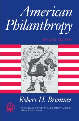 9780226073255: American Philanthropy (The Chicago History of American Civilization)
