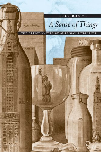 9780226076294: A Sense of Things: The Object Matter of American Literature