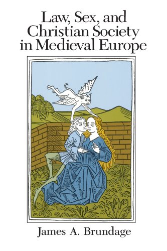 9780226077840: Law, Sex, and Christian Society in Medieval Europe