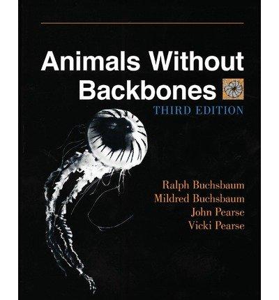9780226078700: Animals without Backbones