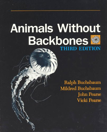 9780226078731: Animals Without Backbones (New Plan Texts at the University of Chicago)