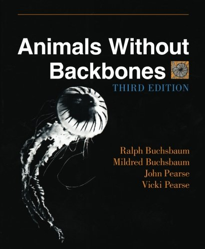 9780226078748: Animals Without Backbones: An Introduction to the Invertebrates (Third Edition)