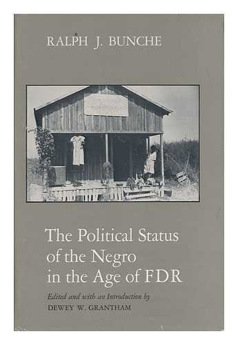 9780226080284: Political Status of the Negro in the Age of F.D.R.