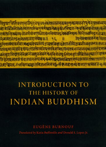 9780226081236: Introduction to the History of Indian Buddhism (Buddhism and Modernity)