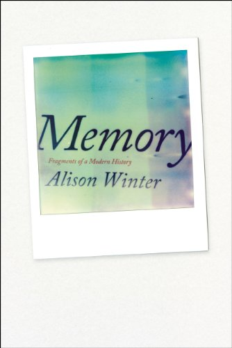 9780226084541: Memory: Fragments of a Modern History