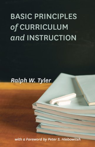 9780226086507: Basic Principles of Curriculum and Instruction